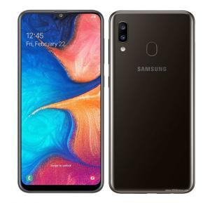 Samsung Galaxy A20 Dual SIM 32GB 3GB RAM 4G LTE,Black