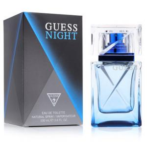 Guess Night 100ml Edt Spray For Men