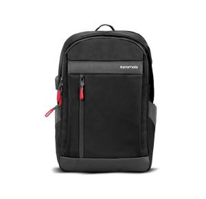 Promate Laptop Backpack, Multi-Purpose 13 Inches Laptop Travel Backpack, Metro-BP Black