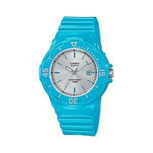 Casio Analog Ladies Watch, LRW-200H-2E3VDF