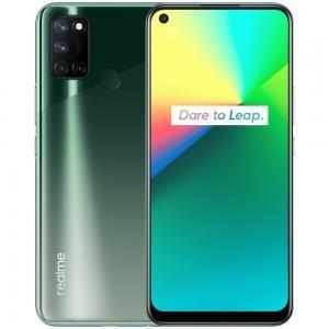 Realme 7i Dual SIM, 8GB RAM 128GB Storage, 4G LTE, Fusion Green