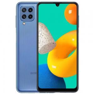 Samsung Galaxy M32 Dual SIM Light Blue 6GB RAM 128GB Storage 4G LTE