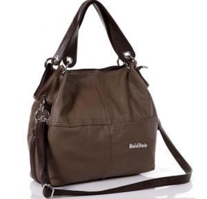 Messenger Crossbody Bag - 3023