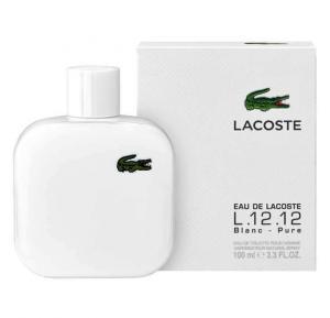 Lacoste Eau De Blanc Edt 100ml For Men