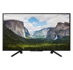 Sony 43-Inch 2K HDR X Reality Pro Smart LED TV KDL-F Black 43W660
