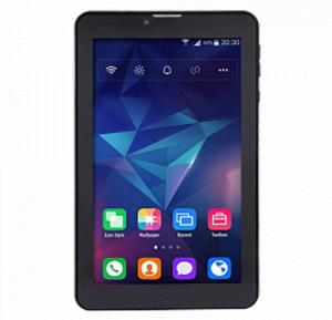 BSNL A15 Tablet 7 inch, Android 4.4, 16GB, Dual Core, 4G LTE, Dual Camera - Black