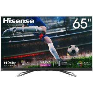Hisense 65U8QF 65 Inch Premium ULED TV Black