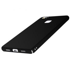 Huawei Compatible 360 degree Protective Case for Huawei P9 Lite  Black