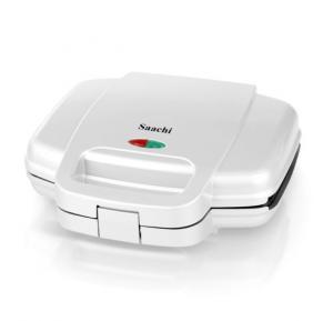Saachi NLWM-1556 Double Waffle Maker - White