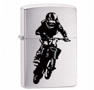 Zippo Motocross Rider - 29207 200