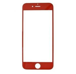 Apple compatible 2 in 1 protective glass Kit for I phone 6