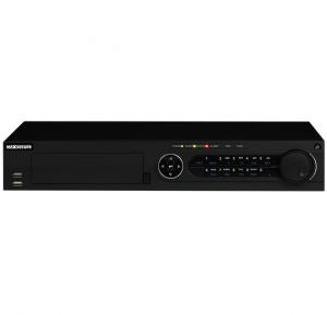 Hikvision 24 Turbo HD/Analog self-adaptive interfaces input, 24-ch video&4-ch audio input