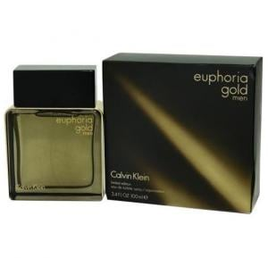 Calvin Klein Euphoria Gold EDT 100ml For Men