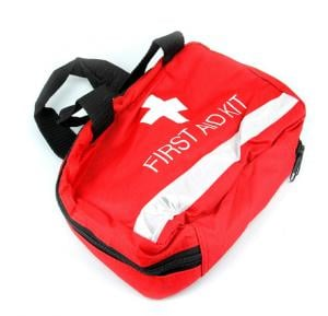 First aid kit bag -Red, hy2010