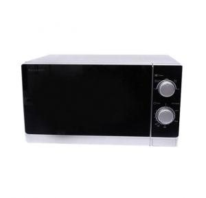 Sharp Electric Microwave Oven 20L R-20CT(S) Silver/Black