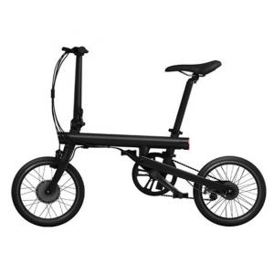 Xiaomi Qicycle Folding Electric Bicycle Black