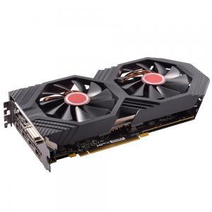 XFX AMD Radeon RX 580 GTS Graphic Card Black, RX-580P8DFD6