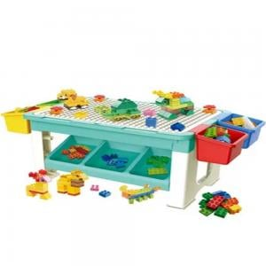 Little Story LS_BLC_AT Blocks 3 in 1 Activity Table