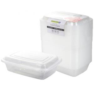 Royalford Reuse Food Container 25Pcs, RFU9018