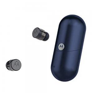 Motorola Verve buds 400 Waterproof Wireless Earbuds, Royal Blue