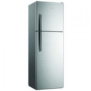 Clikon No Frost Refrigerator 220L, Silver - CK6023