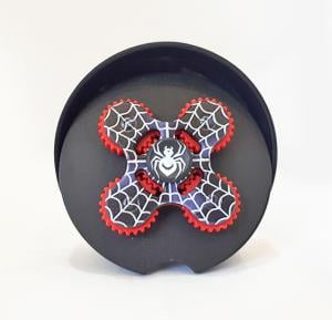 Rainbow Spider mix hand Spinner - SMSP-002