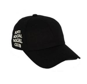 OSP Mens Cap Black/White, SMD009