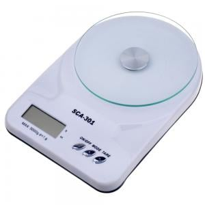 Electronic Kitchen Scales, Sca-301