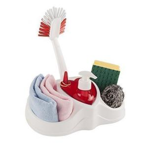 Flora Love Dish Washing Set