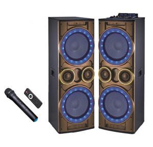 Geepas 2.0 Channel Speaker,80000W-GMS8518