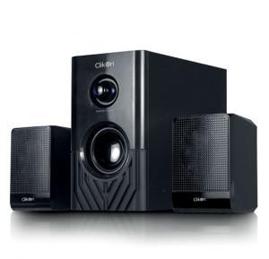 clikon 2.1 Multimedia Speaker With Bluetooth/Usb/Sd/Digital Fm/Remo CK824
