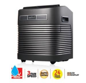 Sanford Portable Air Conditioner SF2857PAC BS