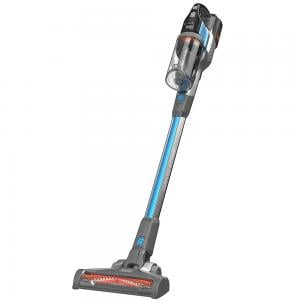 Black+Decker 36V 4-in-1 Cordless Powerseries Extreme Extension Stick Vacuum Cleaner, Blue - BHFEV362D-GB
