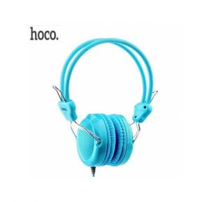 Hoco Manno headphone,Blue, W5