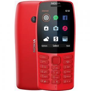 Nokia 210 (2019) Dual SIM Red 16MB 2G