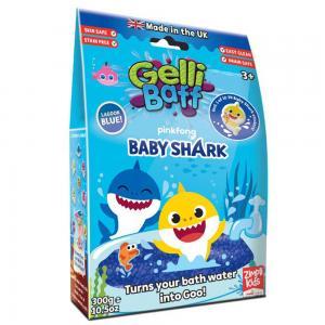 Simba Baby Shark Gelli Baff Blue 300g, 6800006244