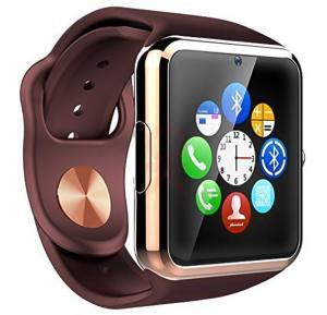 Enet W8 Smart Watch - Gold