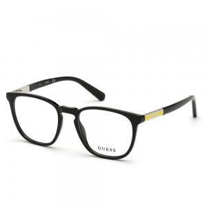 Guess GU1980 001 Optical Plastic Frames For Men Of Shiny Black, Size 51