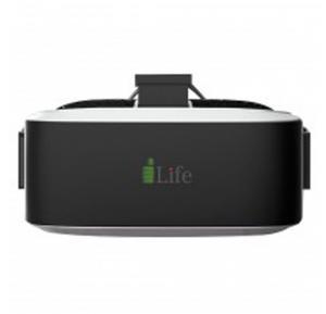 i-Life VirPix II Virtual Reality System, Black Highlights, - Quad Core, 2GB RAM, 16GB Storage, - Black