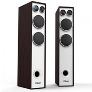 Clikon Woody Twin Tower Speaker, 120W - CK846