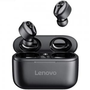 Lenovo HT18 Wireless TWS Bluetooth 5.0 Earphone, Black