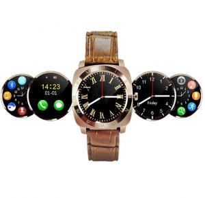 Romai X3 Smartwatch, Sim and Leather strap