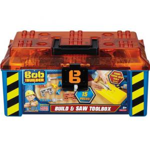 Fisher Price Bob The Builder Build & Saw Toolbox, DGY48