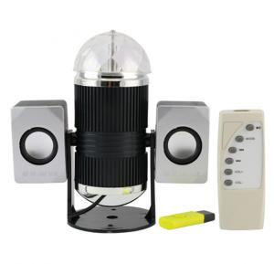 Mini Music Stage light LED Speaker EA-873