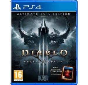 Blizzard Entertainment Diablo III Ultimate Evil Edition For PS4