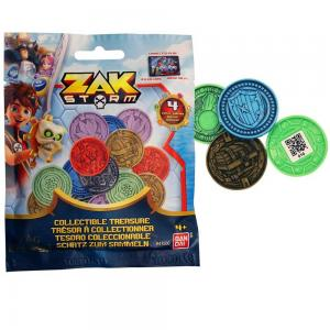 Zak Storm Collectable Coins Pdq, 41500