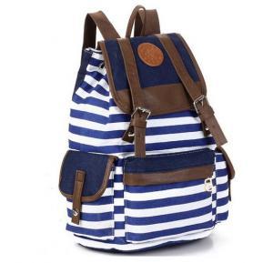 Generic Unisex Satchel Rucksack Backpack School Bag