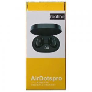 Realme Airdots Pro Earbuds, Black