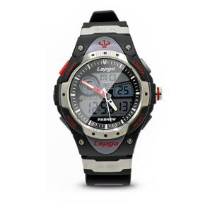Lapgo Sport swimming watch with 100 meter Underwater resistance capacity, PLG-388AD-N4, Bait Al