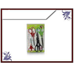 4 Pieces Scissor Set - 078-14